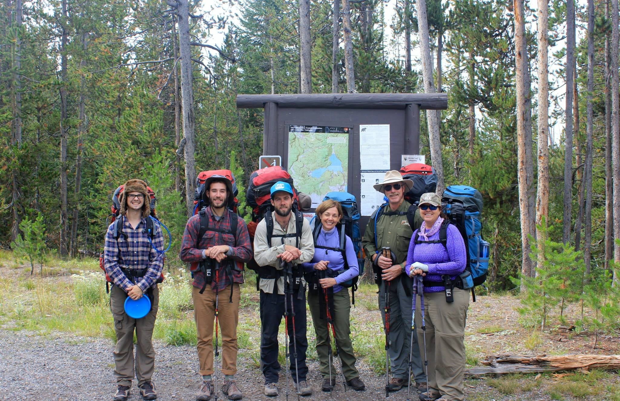 Openers for Backpacking
