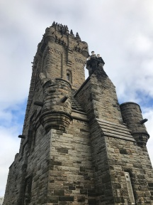 Imposing Wallace Monument